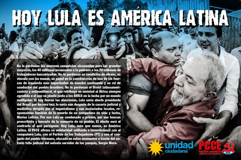 Hoy Lula es América Latina