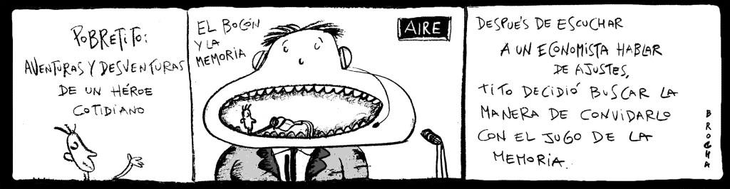 """""""Pobretito"""" Dibujos: Brocha"""